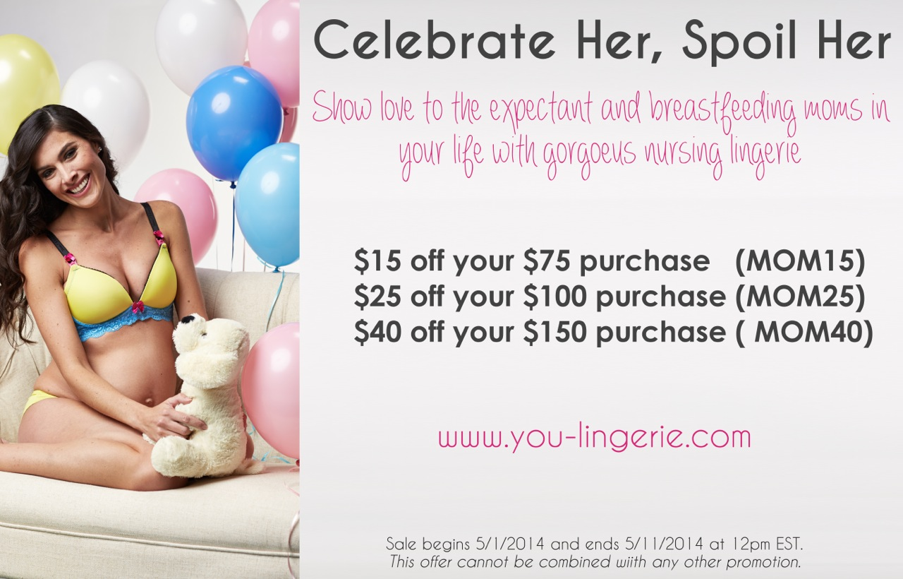 Mothers Day Promo 2014 teddy